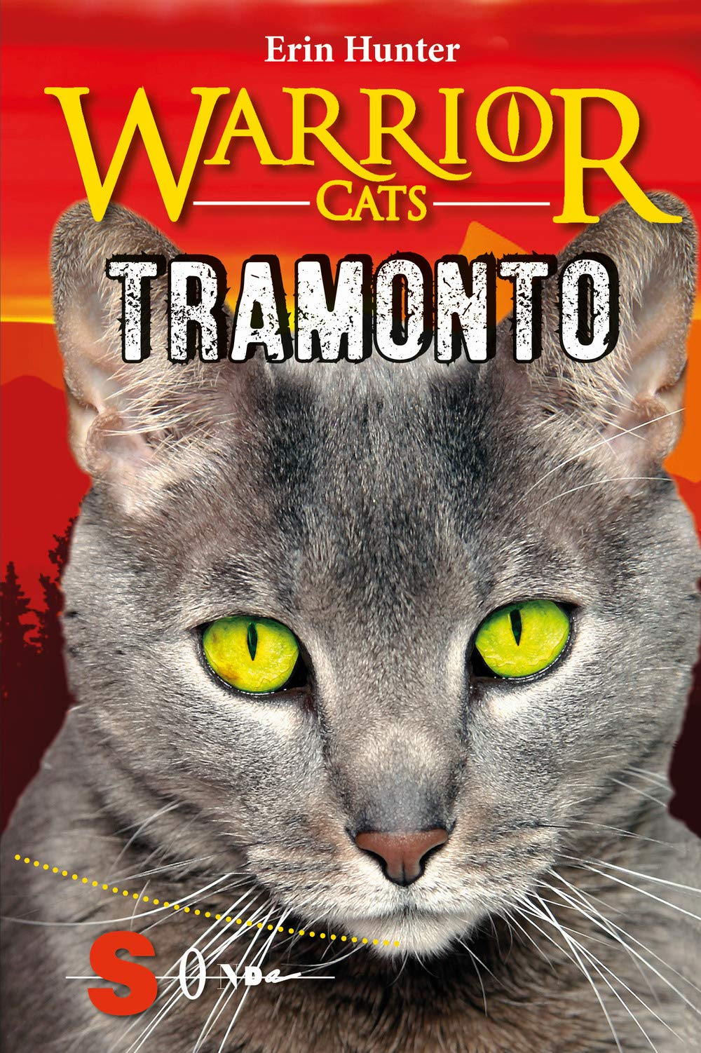 Warrior cats. Tramonto)