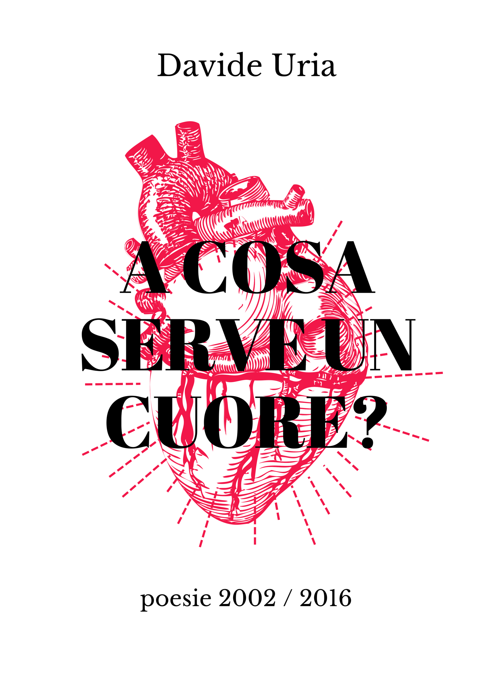 A cosa serve un cuore? (poesie 2002 - 2016))