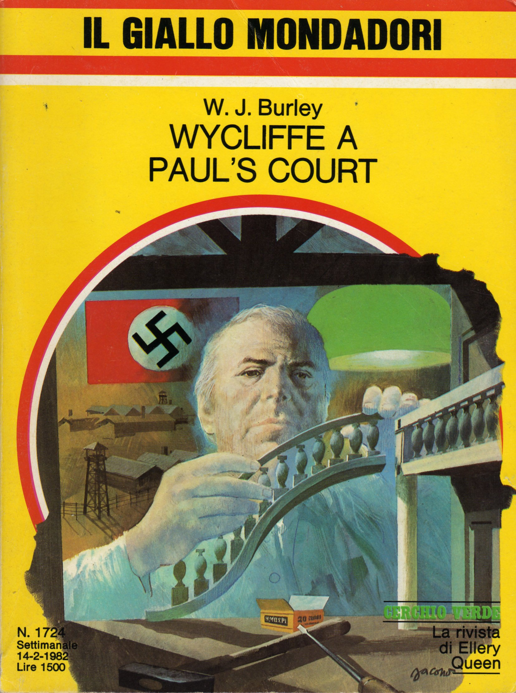 Wycliffe a Paul's Court)